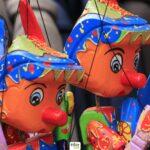 des théâtres de marionnettes