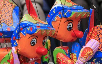 festival  des marionnettes à Charleville-Mézières