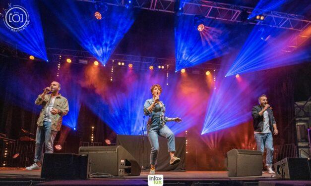 Pont à Mousson : Photos du Concert Direct FM