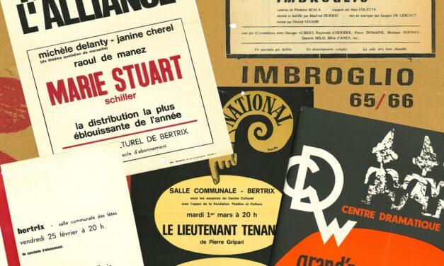 Exposition : 60 ans de culture à Bertrix