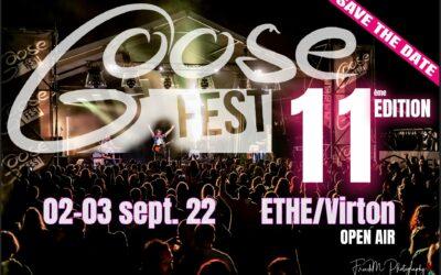 2x oui pour une 11eme édition du Goose Fest en 22 !!