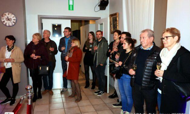 Arlon, au fil des saisons : Inauguration