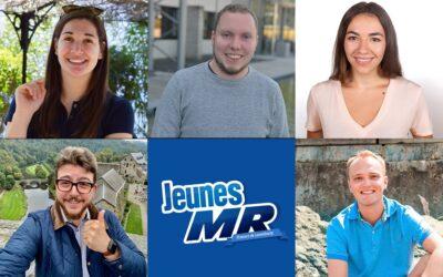 Belle représentation de notre province de Luxemnourg au sein des JMR Nationaux.
