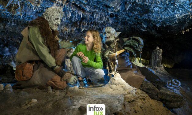 Hanlloween au Domaine des Grottes de Han