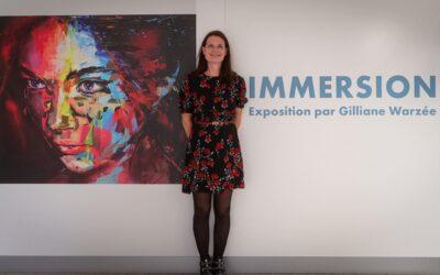 GILLIANE WARZÉE : Expos Au Luxembourg