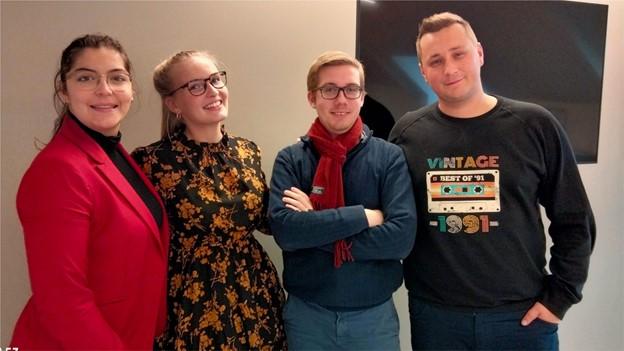 les Jeunes socialistes de la Province de Luxembourg